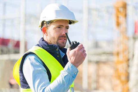 Applications - Radio handset management