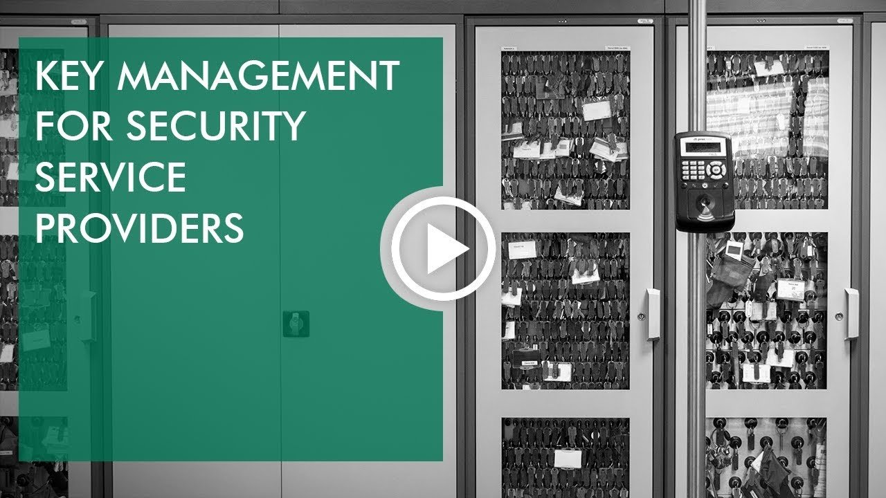 Key Management for Security Service Providers – More transparency and efficiency