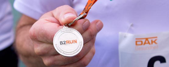 Firmenlauf B2Run in Hannover