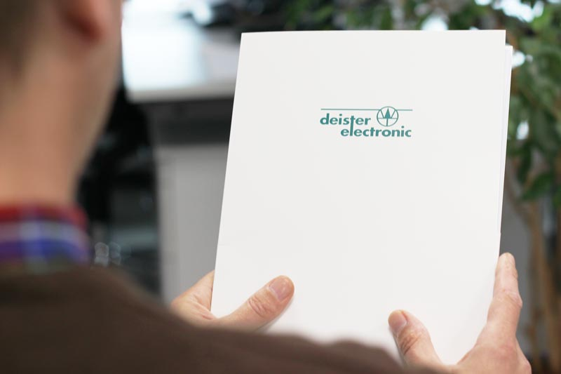 Your benefits at deister
