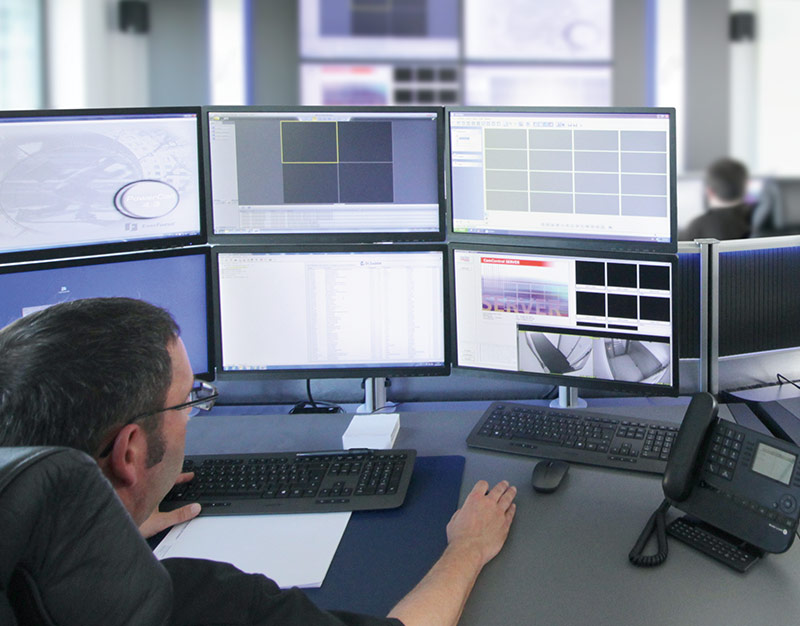 Integrate our solutions into your control centre software