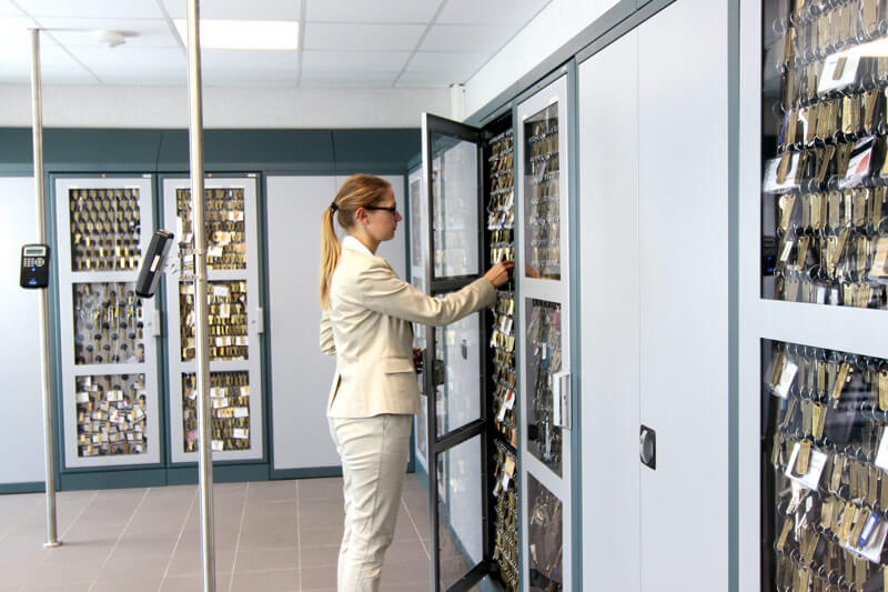 proxSafe Keymanagement - key cabinets
