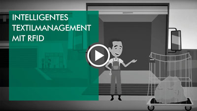 Video: Intelligentes Textilmanagement mit RFID