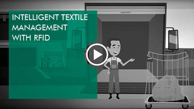 Video: Intelligent Textile Management with RFID