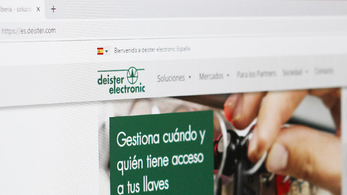 deister electronic extends its accessibility into other countries