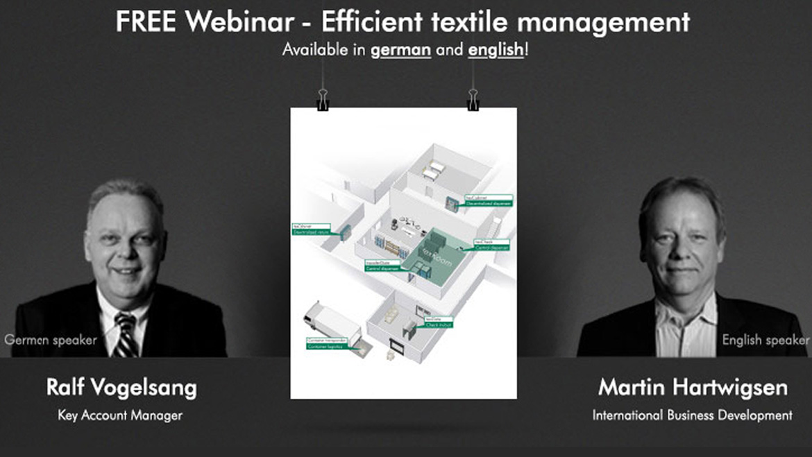 Efficient Textile Management for the Healthcare Sector Webinar