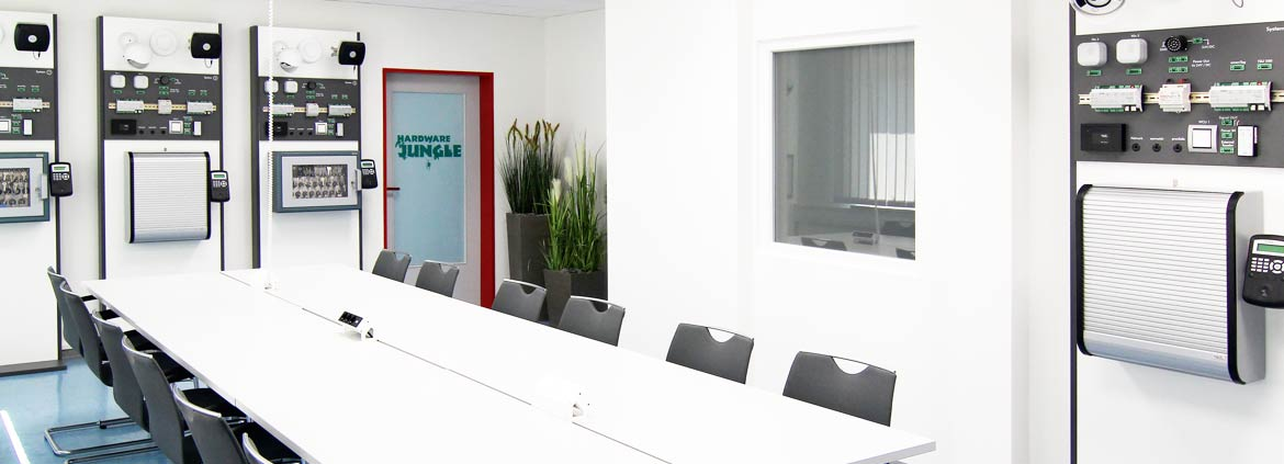 training room - deister electronic