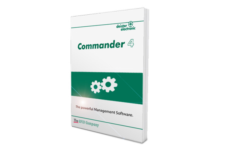 Commander 4 Software