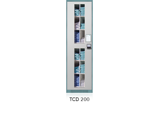TCD 200 - laundry dispenser cabinet
