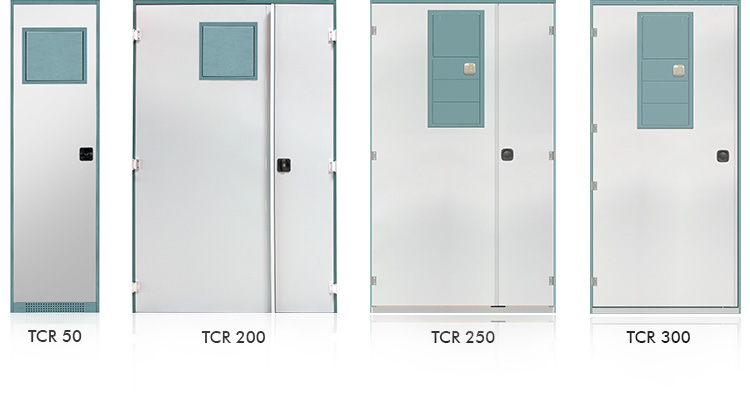 TCR Series - return cabinets