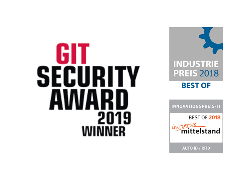Logo GIT Security Award 2019