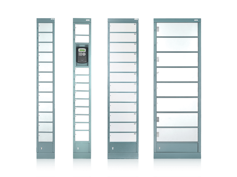 proxSafe locker cabinets