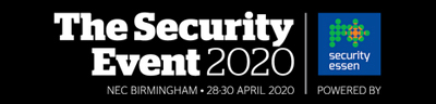 Logo der Security Event Messe Birmingham
