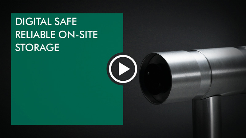 Video: Digital Safe – Reliable On-Site Storage